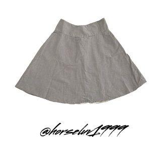 Ann Taylor Women's Striped Skirt Size 0